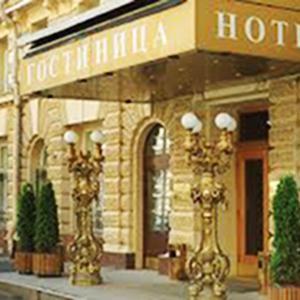 Гостиницы Рязани