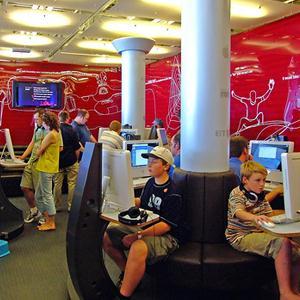 Интернет-кафе Рязани