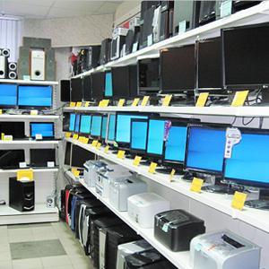 Компьютерные магазины Рязани