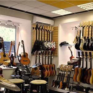 Музыкальные магазины Рязани