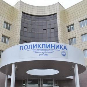 Поликлиники Рязани