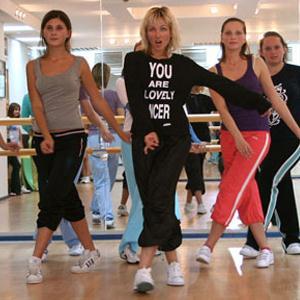 Школы танцев Рязани