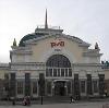 Железнодорожные вокзалы в Рязани