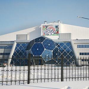 Спортивные комплексы Рязани